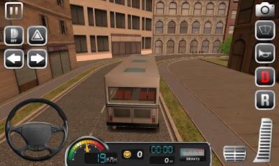 Bus Simulator 2015 v1.8.4 MOD Apk Android