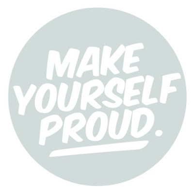 make yourself proud quote