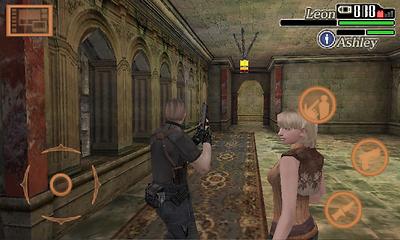 Resident Evil 4 v1.00.04 [Samsung Apps]