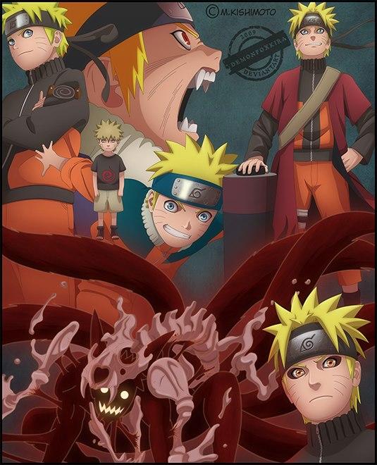 Naruto vs sasuke naruto historia - Demon de sasuke ...