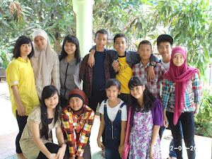 anak 88 SMP Negeri2 Palembang angkatan 2011/2012