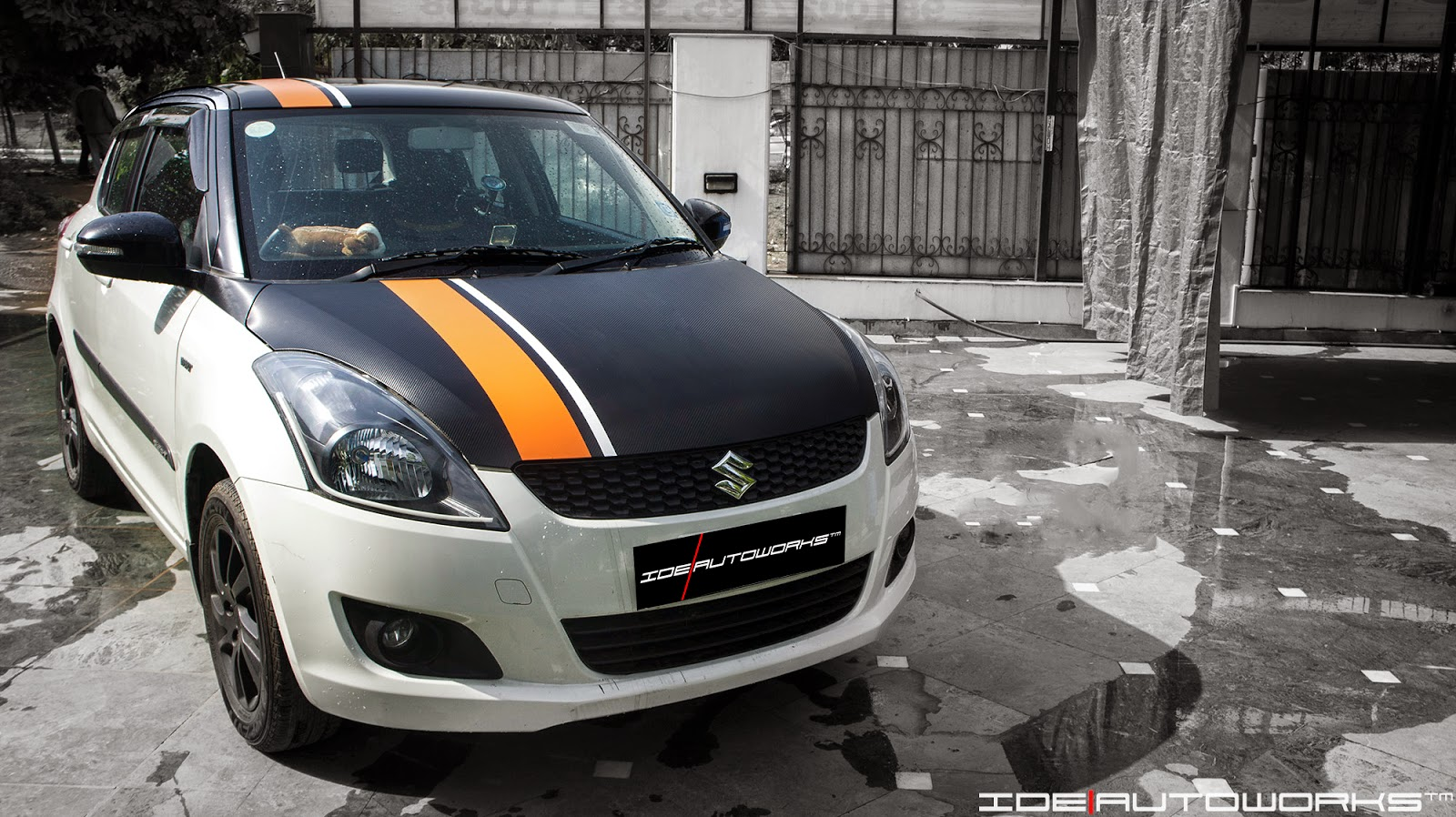 ide ideautowokrs fortuner carwrapping ide autoworks pinterest cars