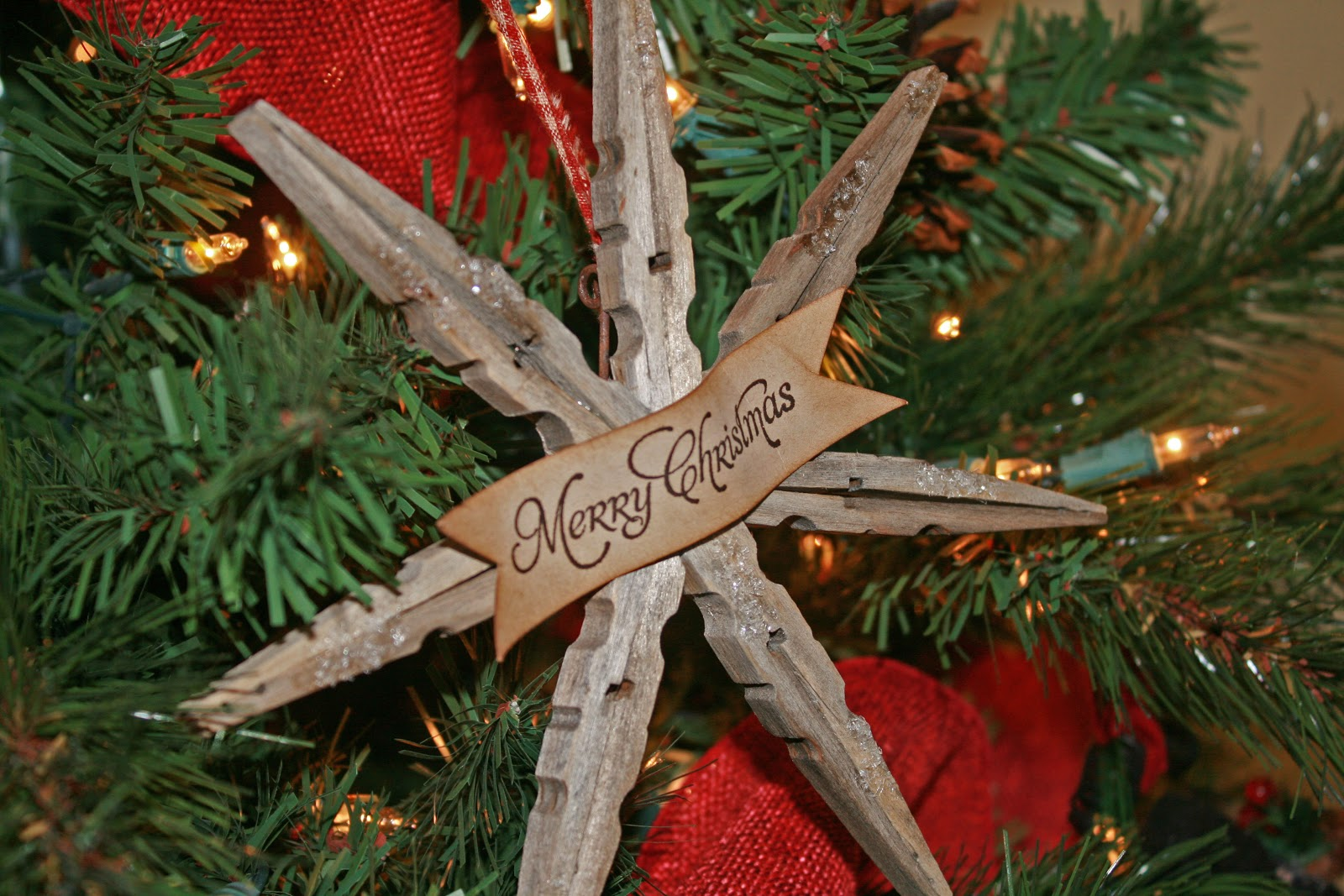 Moved permanently for Christmas clothespin crafts