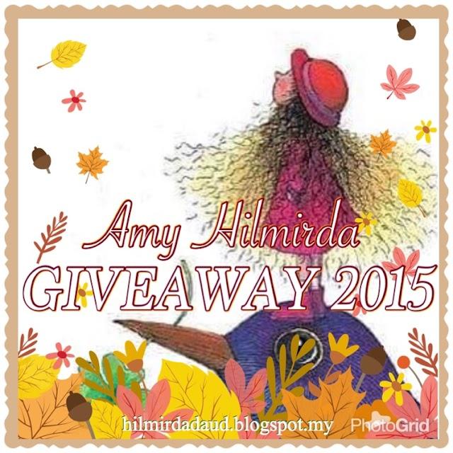 Amy Hilmirda Giveaway 2015