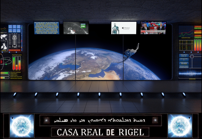 A CASA REAL DE RIGEL