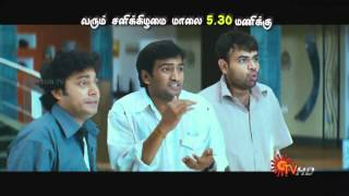 Saturday Movie_Santhosh Subrabamiyam_Dt 21 09 2013_Promo