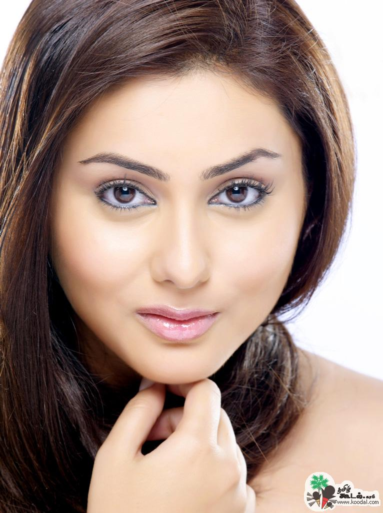 Namitha Kapoor Hairstyle South Indian Actress Hairstyle Ideas