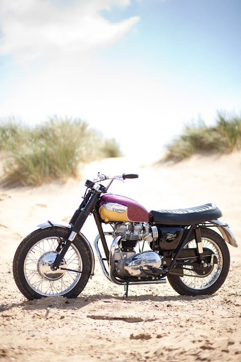 1967 Triumph TT