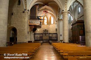 Magallón Iglesia San Lorenzo Martir Castillo de Magallón Moncayo Planta de Salón Aragones
