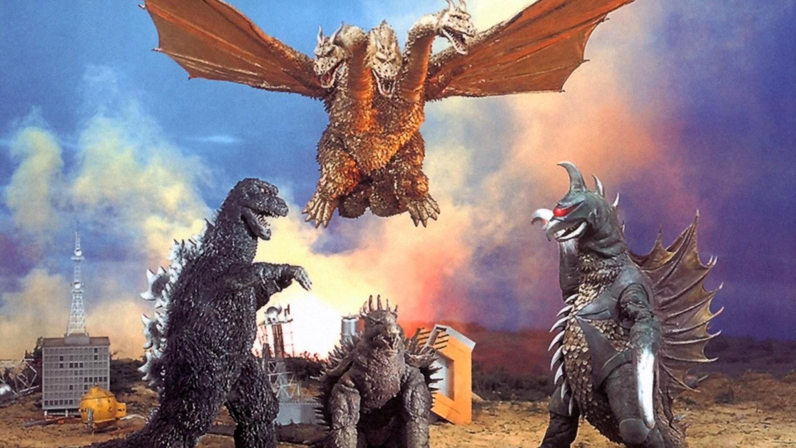List Movie Godzilla