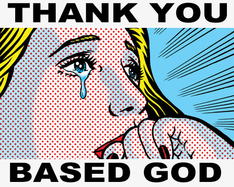 based god life He frequently posts affirmations, life advice, and based god-centric memes on twitter and facebook to the adulation of millions of followers.