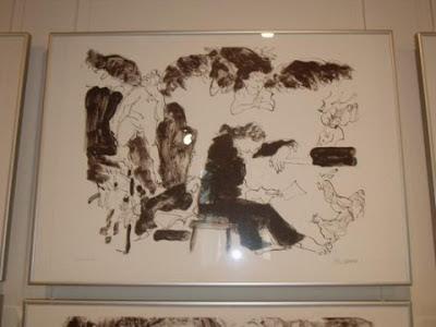 disegni Goethe museo Casa di Goethe Roma