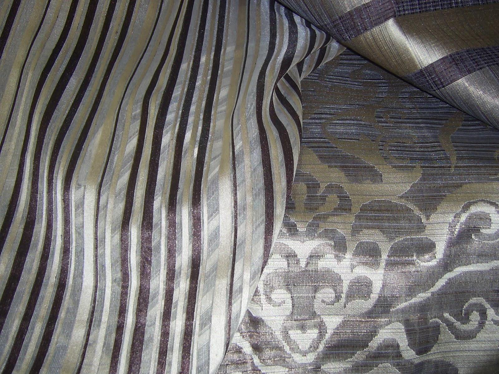 Muebles arranz nuevos tejidos para cortinas estores - Tejidos de cortinas ...