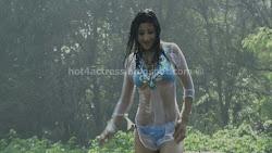 Sayali Bhagath Wet Bikini Photos