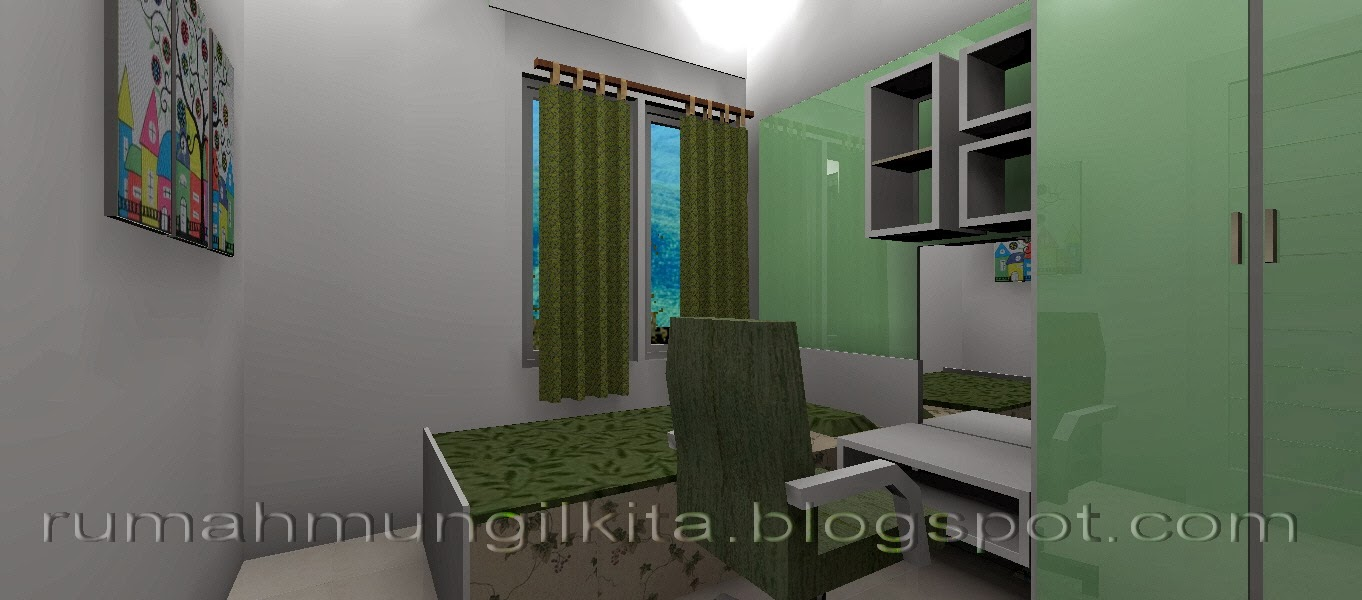kumpulan desain kamar tidur berukuran sangat mungil - rumah mungil kita