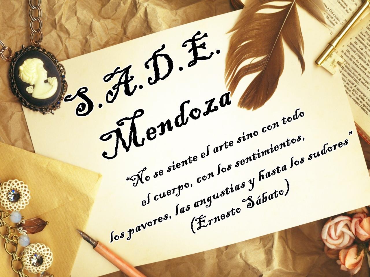BLOG DE S.A.D.E. Mendoza