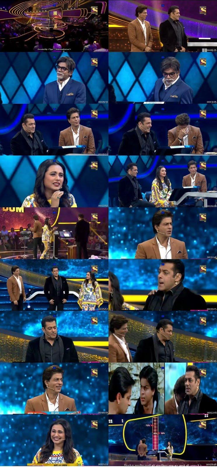 Screenshots Of Hindi Show Dus Ka Dum Season 3 2018 8th September Episode 26 300MB 480P HD