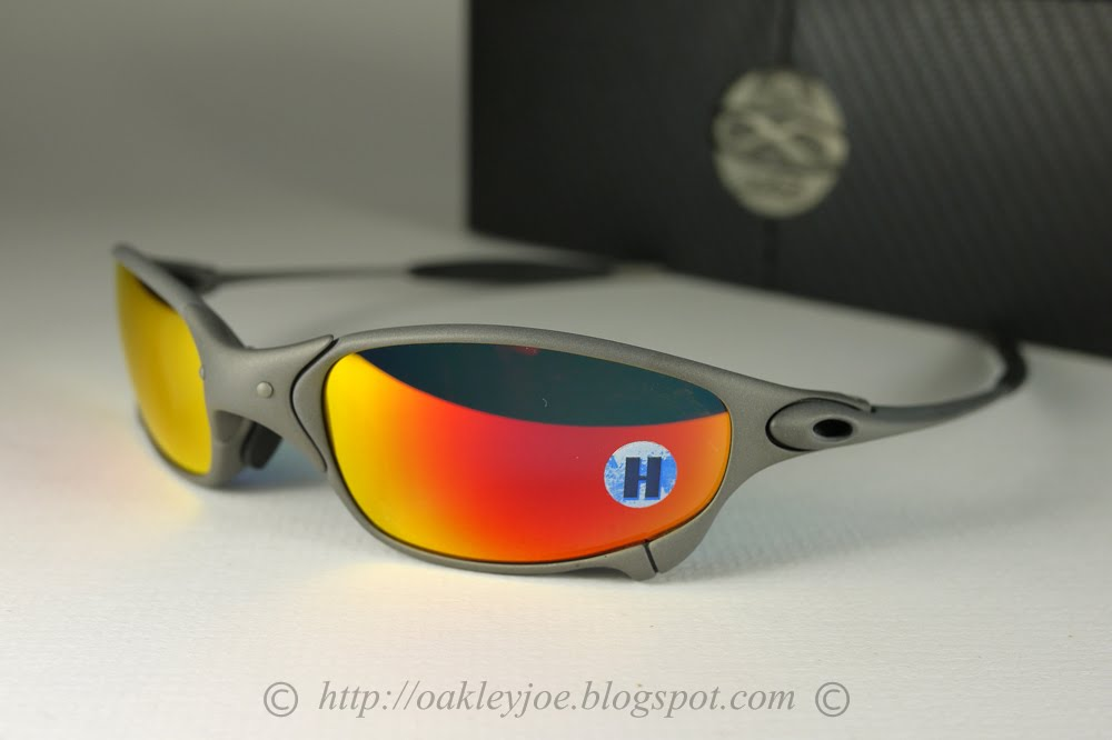 Oakley Juliet Ruby