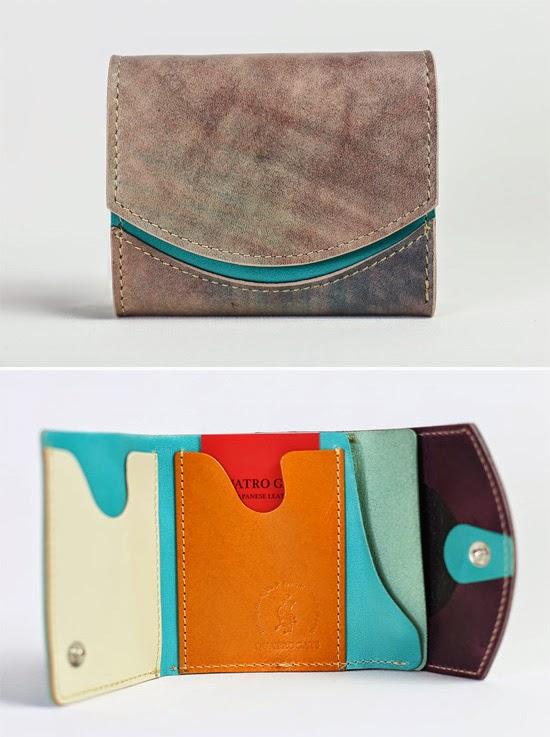 小さい財布トビ