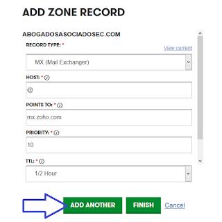 Correo Dominio ¿Cómo crear 10 cuentas de correo electrónico gratuito utilizando mi Dominio?