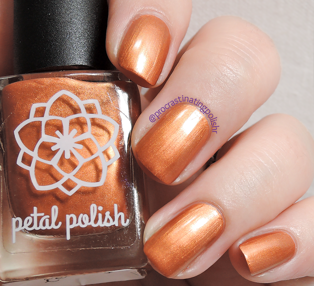 Petal Polish - Autumn Leaves