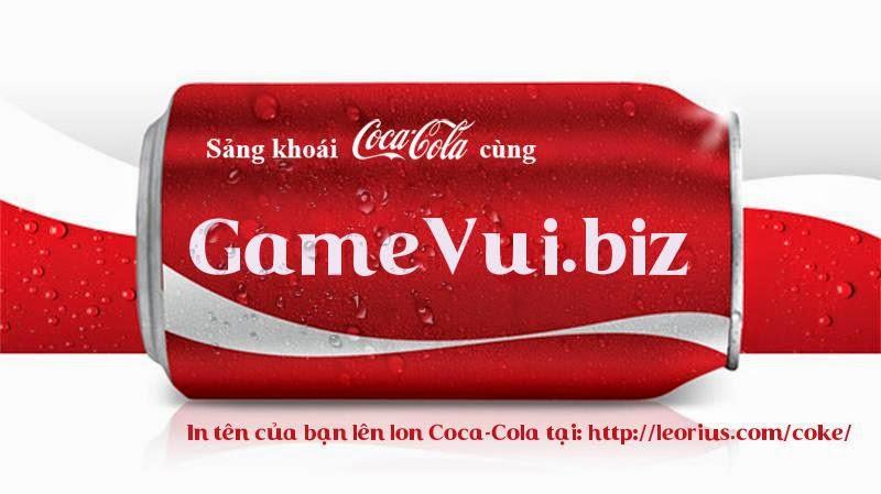 tự khắc hình lên lon Coca, tự ghi tên lên lon Coca