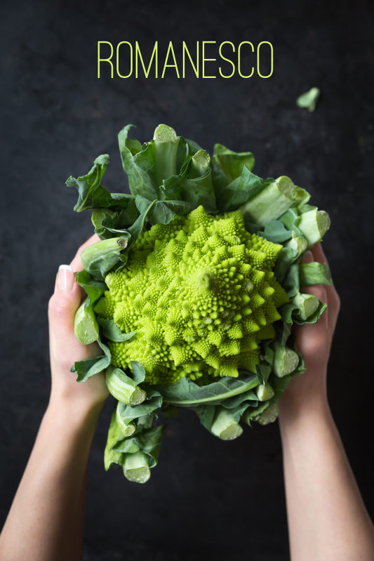 Romanesco Food Photography