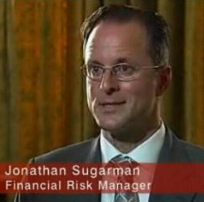 Jonathan Sugarman - A UniCredit Banker Speaks Out