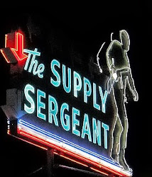 REMEMBER THE SUPPLY SERGEANT?