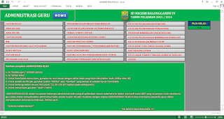 Fitur Lengkap Aplikasi Pengadministrasian Kelas untuk SD, SMP, SMA dan Sederajat