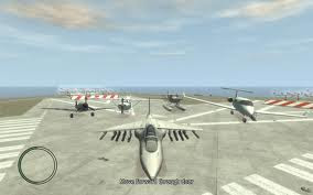 download GTA IV Airplanes F-22A Raptor Mod