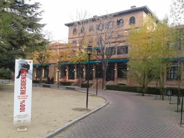 Disfrutando de madrid la residencia de estudiantes de madrid for Residencia para estudiantes