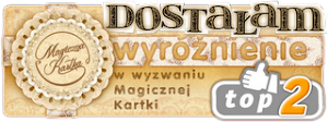 MAGICZNA KARTKA CHALLENGE NR.4