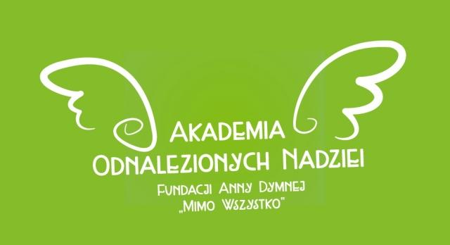 Logo Fundacji Mimo Wszystko Anny Dymnej