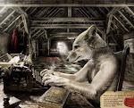 Ο Κακός Λύκος επί το έργον.