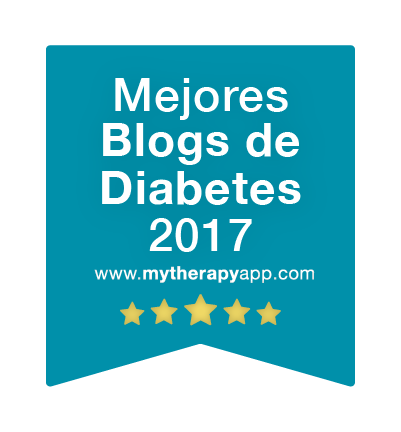 MyTherapy los 20 mejores blogs de diabetes 2017