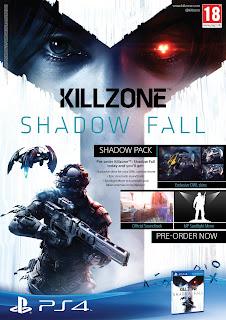 killzone shadow fall pre order bonuses Killzone: Shadow Fall (PS4)   Pre Order Bonuses & Direct Feed Gameplay Video