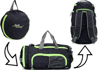 Nearbuy : Buy Bendly Transformer Bag And get at Flat 64% Off with Extra 40% Off,worth Rs.1799 at Rs.389 only – BuyToEarn