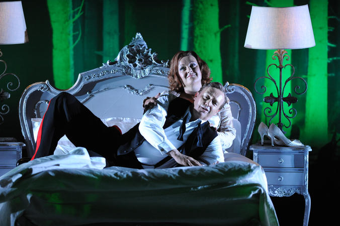 Transcendence In Hampshire: Tristan und Isolde - Grange Park Opera ...