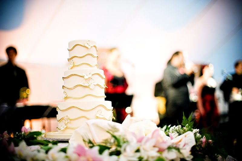 Elegant Best Wedding Cake 2011