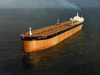 Những con tàu dài nhất thế giới - Tàu lớn nhất thế giới