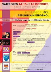 Homenaje al exilio republicano español