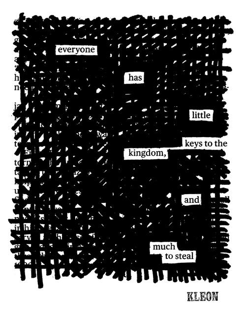 Do writers have Artist Statements?