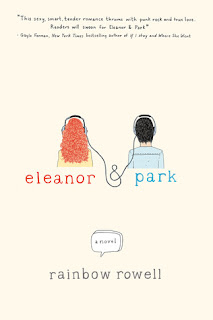 Review of Eleanor and Park by Rainbow Rowell published by St. Martin's Press
