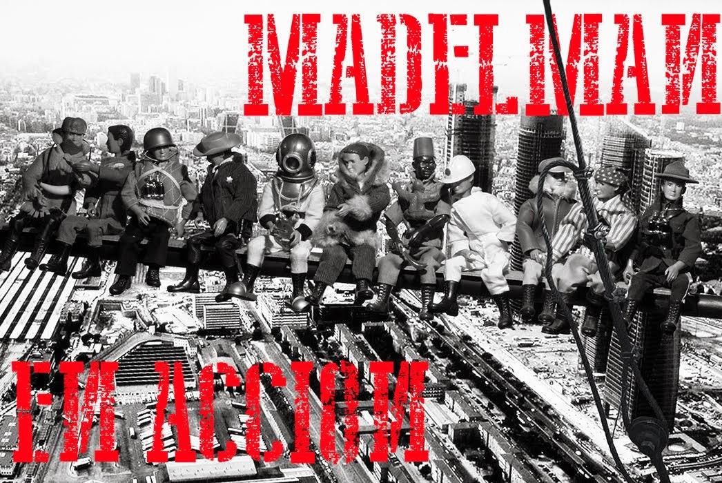 Madelman en Acción