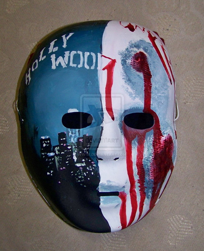 Holly Wood: Holly Wood Undead Masks