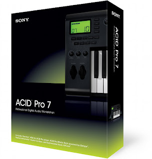 DJ, SONY ACID pro 7.0, Fruity loops Studio, Sound forge, Programas da SONY, produção musical, download de programa de dj, download acid pro.
