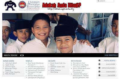 Portal E-Buli UPSI