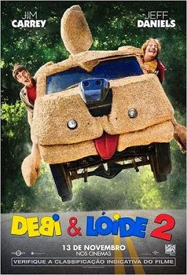 Debi e Lóide 2 – Legendado (2014)