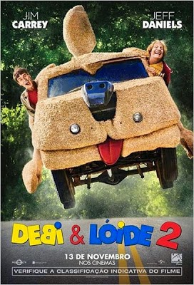 Debi e Lóide 2 – Dublado (2014)